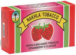 Nakhla Strawberry shisha