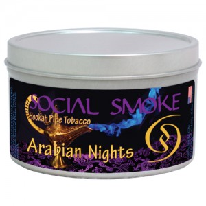 Social Smoke Arabian Nights
